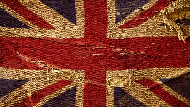 Union Jack sack photo